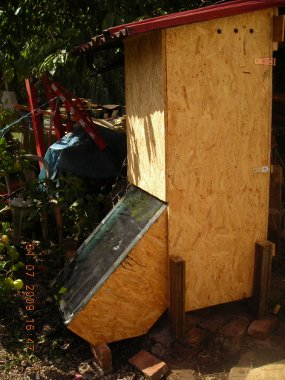 se fabriquer un s choir solaire pour conserver sainement fruits et l gumes yonne lautre. Black Bedroom Furniture Sets. Home Design Ideas